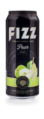 Сидр яблочный «Fizz Pear Premium Nordic Cider»