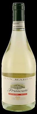 Вино белое сухое «San Marco Frascati» 2012 г.