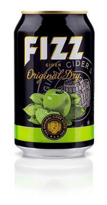 Сидр яблочный «Fizz Apple Original Dry»