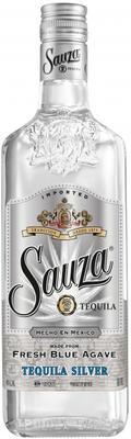 Текила «Sauza Silver» в подарочной упаковке