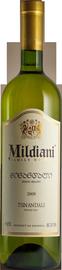 Вино белое сухое «Милдиани Цинандали»