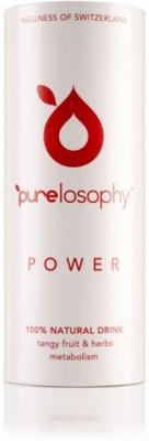 Напиток газированный «Purelosophy Power»