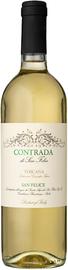 Вино белое сухое «Agricola San Felice Contrada di San Felice Bianco» 2012 г., в подарочной упаковке