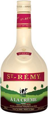 Ликер «Saint-Remy a la Creme»