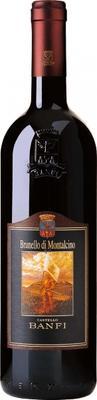 Вино красное сухое «Castello Banfi Brunello di Montalcino» 2009 г.
