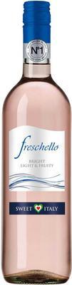 Вино розовое полусладкое «Cielo e Terra Freschello Rose Sweet»