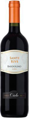 Вино красное сухое «Cielo e Terra Sante Rive Bardolino» 2011 г.