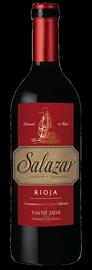 Вино красное сухое «Salazar Tinto» 2013 г.