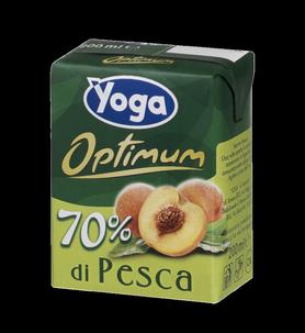 Сок «Yoga Optimum Pesca, 0.2 л»