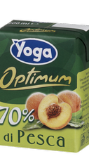 Сок «Yoga Optimum Pesca, 0.2 л»