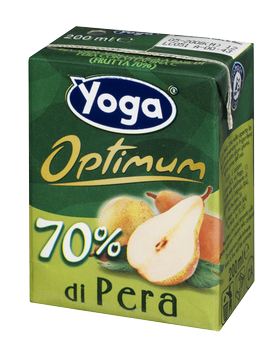 Сок «Yoga Optimum Pera, 0.2 л»