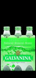 Вода газированная «La Galvanina Prestige Sparkling» в упаковке 6 штук