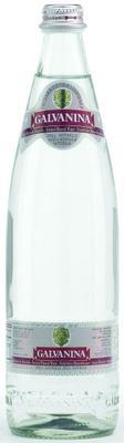 Вода негазированная «La Galvanina Prestige Still, 0.75 л»