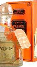 Текила «Patron Spirits Patron Reposado» в подарочной упаковке