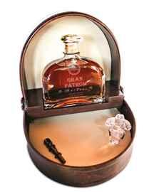 Текила «Patron Spirits Gran Patron Burdeos» в подарочной упаковке