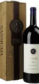 Вино красное сухое «Tenuta San Guido Sassicaia» 2009 г., в подарочной упаковке