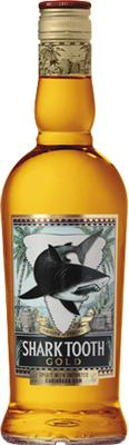 Напиток спиртной на основе рома «Shark Tooth Gold»