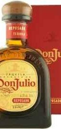 Текила «Don Julio Reposado» в подарочной упаковке