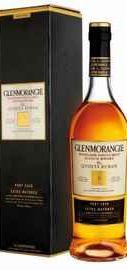 Виски шотландский «Glenmorangie Quinta Ruban 12 YO» в подарочной упаковке