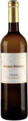 Вино белое сухое «Marco Felluga Collio Chardonnay» 2012 г.