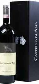 Вино красное сухое «Castello di Ama Chianti Classico» 2009 г., в деревянной коробке
