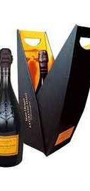 Шампанское белое брют «Veuve Clicquot La Grand Dam » 2004 г. в подарочной упаковке
