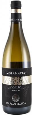 Вино белое сухое «Marco Felluga Molamatta Collio Bianco» 2011 г.