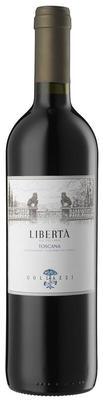 Вино красное полусухое «Fattoria I Collazzi Liberta Toscana» 2011 г.