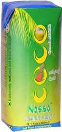Вода негазированная «Paraipaba Agroindastrial Coconut Water Nosso Coco with pineapple & mint»