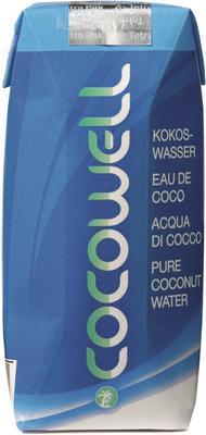 Кокосовая вода «Paraipaba Agroindastrial Coconut Water Cocowell»