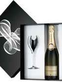 Шампанское белое брют «Louis Roederer Brut Premier» в подарочном наборе