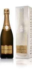 Шампанское розовое брют «Louis Roederer Brut Rose Vintage» 2007 г., в подарочной упаковке