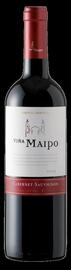 Вино красное полусухое «Vina Maipo Cabernet Sauvignon» 2011 г.