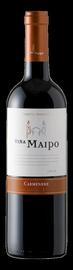 Вино красное полусухое «Vina Maipo Carmenere» 2010 г.