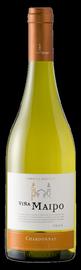 Вино белое полусухое «Vina Maipo Chardonnay» 2011 г.