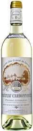 Вино белое сухое «Domaine de Chevalier Graves Grand Cru Classe» 1996 г.