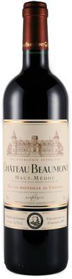 Вино красное сухое «Chateau Beaumont Haut-Medoc Cru Bourgeois» 2010 г.
