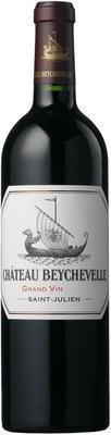 Вино красное сухое «Chateau Beychevelle, 0.75 л» 2007 г.