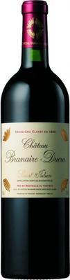 Вино красное сухое «Chateau Branaire Ducru 4-me Grand Cru, 0.375 л» 2008 г.