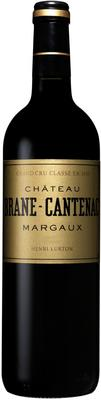 Вино красное сухое «Chateau Brane Cantenac Margaux 2-me Grand Cru» 2007 г.