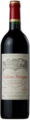 Вино красное сухое «Chateau Calon Segur Saint-Estephe 3-me Grand Сru» 2006 г.