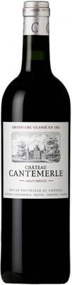 Вино красное сухое «Chateau Cantemerle Haut-Medoc 5-me Grand Cru» 2008 г.