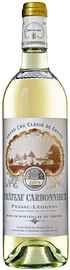 Вино белое сухое «Chateau Carbonnieux Pessac-Leognan Grand Cru Classe» 2010 г.