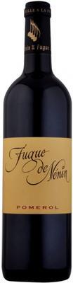 Вино красное сухое «Fugue de Nenin Pomerol, 0.375 л» 2008 г.