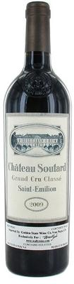 Вино красное сухое «Chateau Soutard Saint-Emilion Grand Cru» 1999 г.