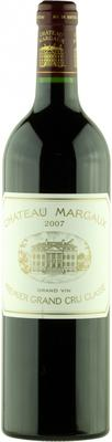Вино красное сухое «Chateau Margaux 1-er Grand Cru» 2007 г.