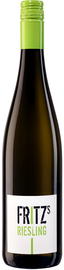 Вино белое полусухое «Fritz's Riesling Qualitatswein Rheinhessen» 2012 г.
