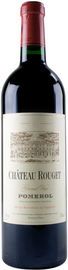 Вино красное сухое «Chateau Rouget Pomerol» 2007 г.