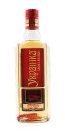 Настойка горькая «Украинка. С медом и перцем»