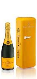 Шампанское белое брют «Veuve Clicquot Rich Reserve» 2002 г.